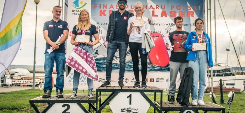 Finał Pucharu Polski Klasy Laser