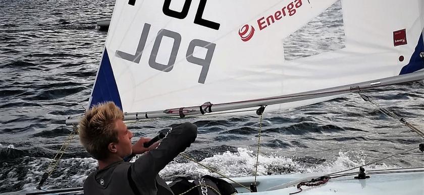 Energa Finał Pucharu Polski Klasy Laser