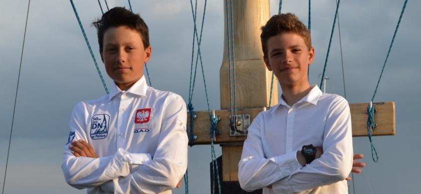 Zbieramy środki na wyjazd Patryka i Mateusza na Mistrzostwa Świata w klasie Optimist!