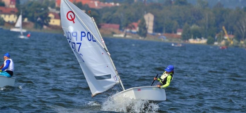 DOMETIC Puchar Trzech Ryb w klasie Optimist!!